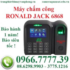 Máy chấm công RONALD JACK 6868
