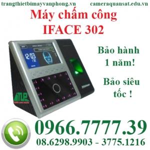 MÁY CHẤM CÔNG IFACE 302