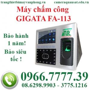 Máy chấm công GIGATA FA-113