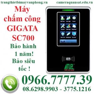 Máy chấm công GIGATA SC700