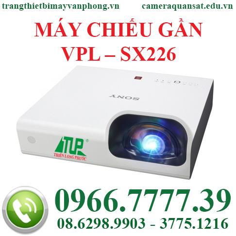 Máy chiếu gần VPL – SX226