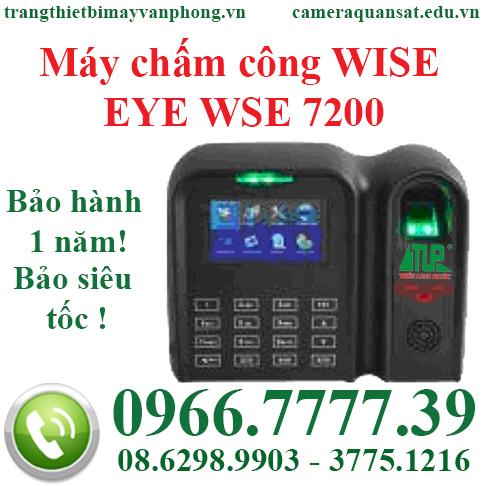Máy chấm công WISE EYE WSE 7200