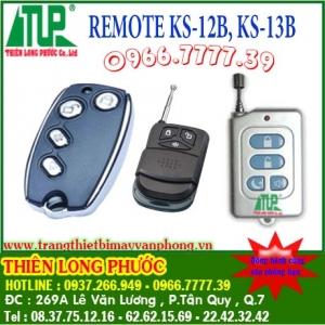 REMOTE KS-12B, KS-13B