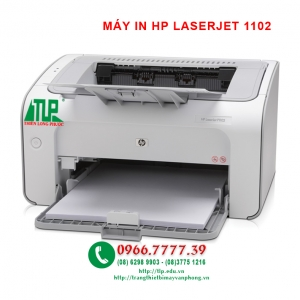 may in hp laserjet - 1102