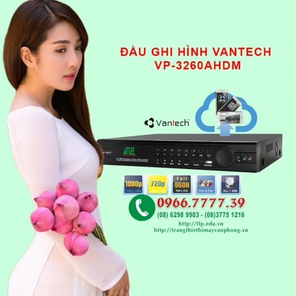 DAU GHI HINH VANTECH VP-3260AHDH