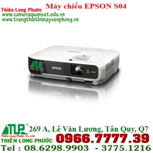 MAY CHIEU EPSON S04