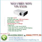 SONY VPL- EX230
