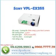 SONY VPL- EX255