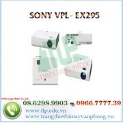 SONY VPL- EX295