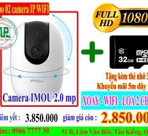 combo 2 camera IMOU-TLP