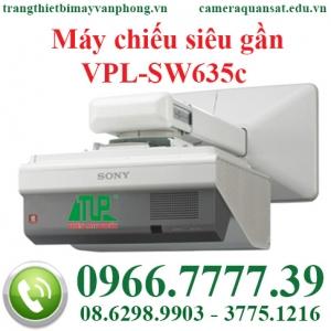Máy chiếu gần VPL-SW635c