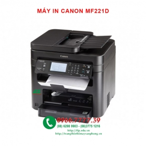 MAY IN CANON MF221D