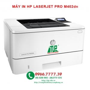 may in hp laserjet pro M402dn