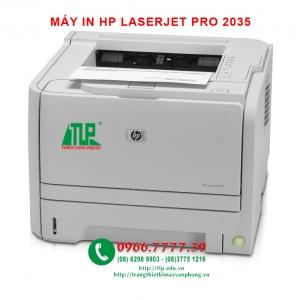 may in hp laserjet pro p2035