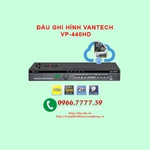 DAU GHI HINH VANTECH VP-440HD