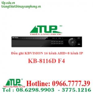 KB 8116D F4