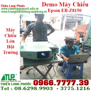 may chieu epson hoi truong